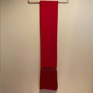 H&M Autumn collection 2013 velvet scarf